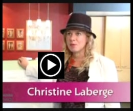 video Christine Laberge